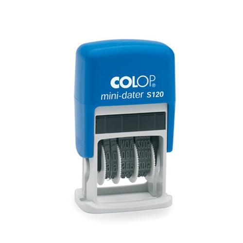mini dater blue s120