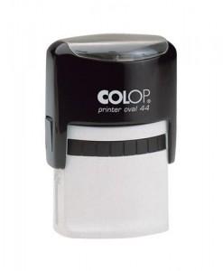 printer oval black 44